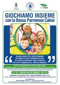 Locandina Bassa Parmense e Cassa Padana