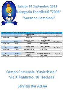 Fase finale Saranno Campioni 2010