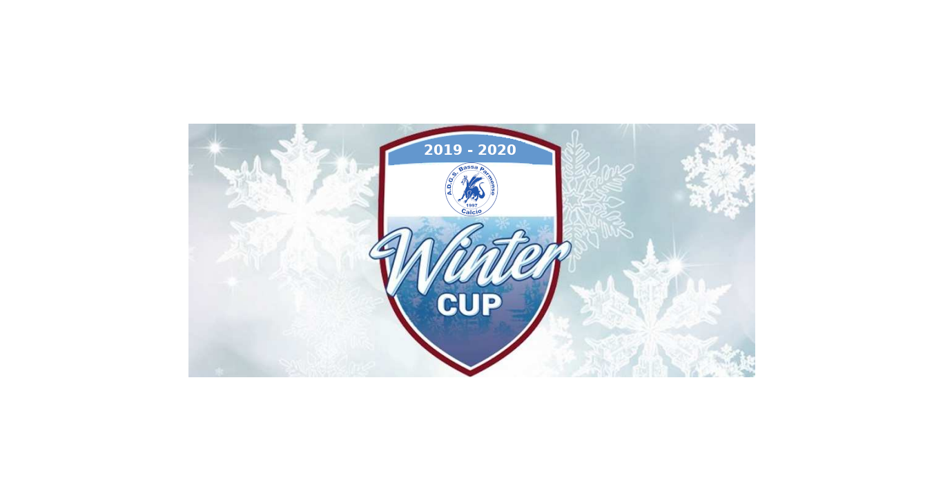 1° Winter Cup Bassa Parmense