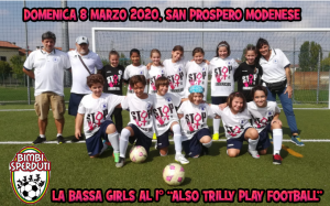 Bassa Parmense Girls