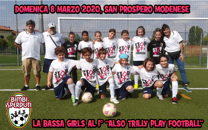 1° Torneo Femminile ALSO TRILLY PLAY FOOTBALL