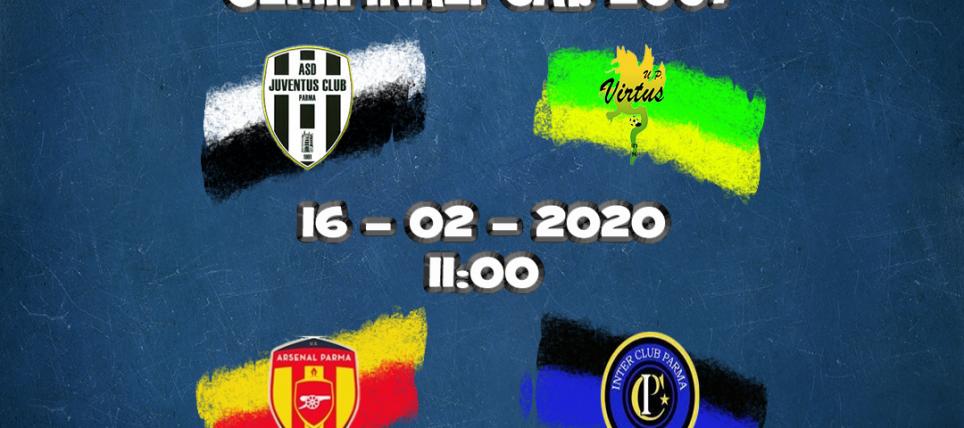 Semifinali Winter Cup 2020