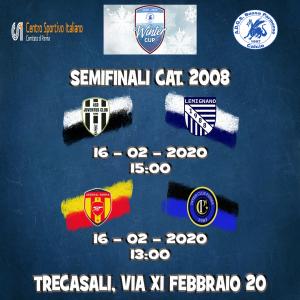 semifinali categoria 2008