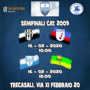 semifinali categoria 2009