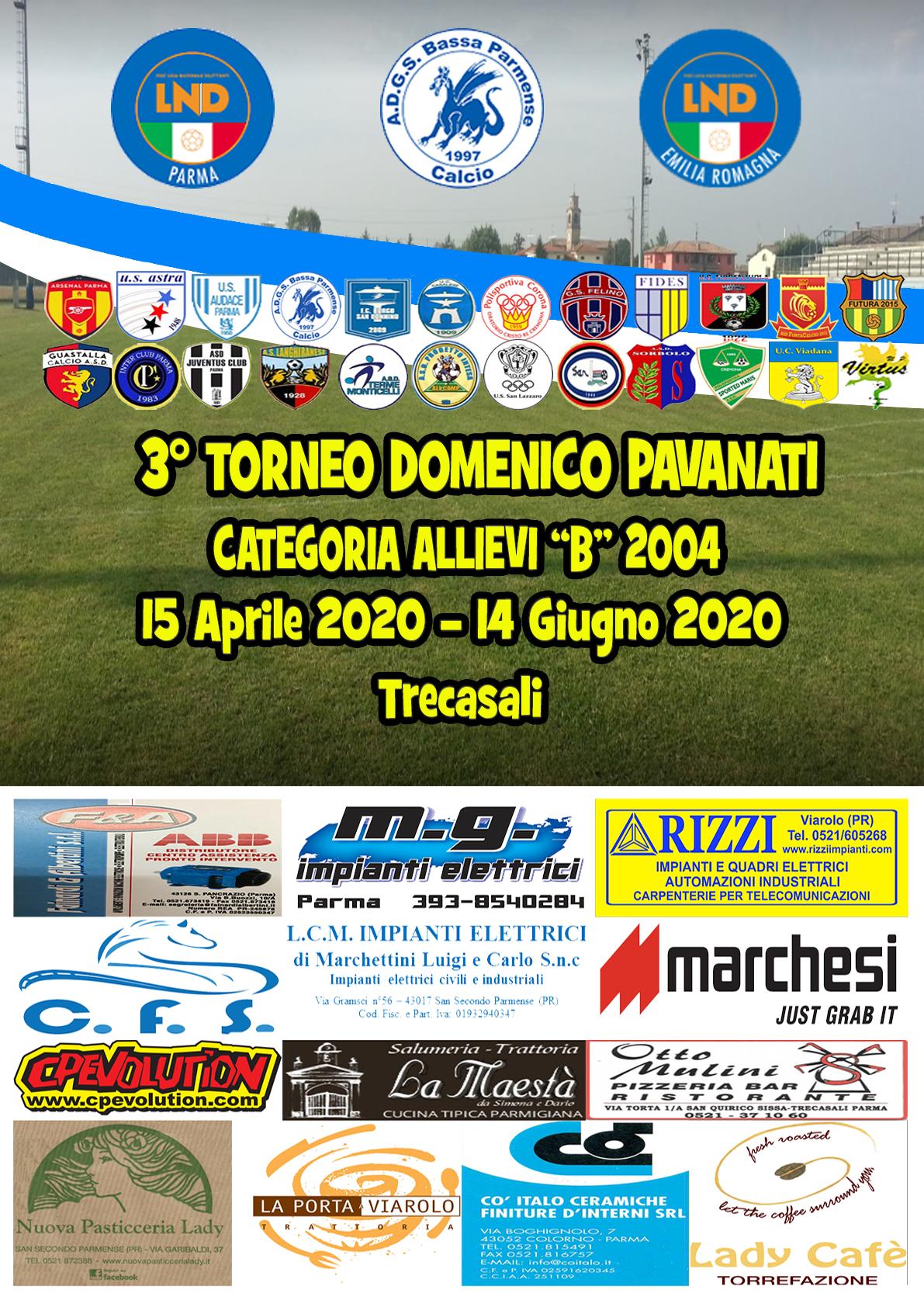 Torneo Domenico Pavanati